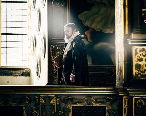 Frederiksborg Slotskirke med tanke på kongeriget