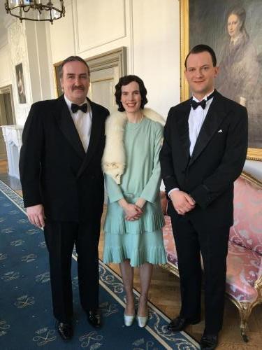Frederik IX og Dronning Ingrid