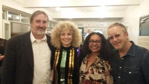Dorthe Gerlach, Michael Hartmann, Jacileide Rodrigues