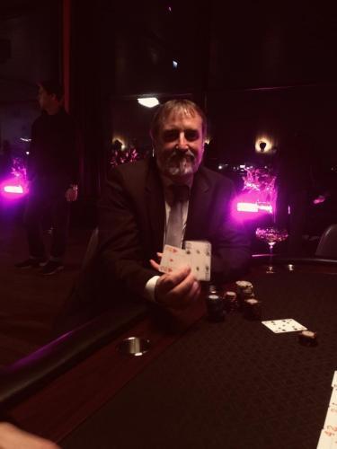 Pokerspiller i Friheden 2020 Sæson 2